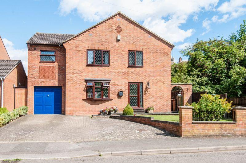 4 Bedrooms Detached House for sale in Thorpe Street, Raunds