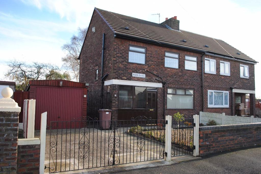 3 Bedrooms Semi Detached House for sale in Parr Grove, Haydock, St Helens, WA11