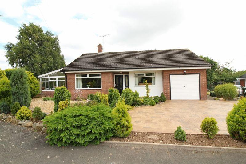 3 Bedrooms Detached Bungalow for sale in Kenwick View, Ellesmere