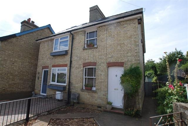 3 Bedrooms Semi Detached House for sale in Millfields, Stansted, Stansted