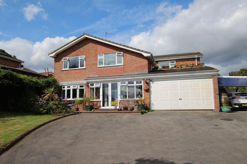 4 Bedrooms Detached House for sale in Kings Caple