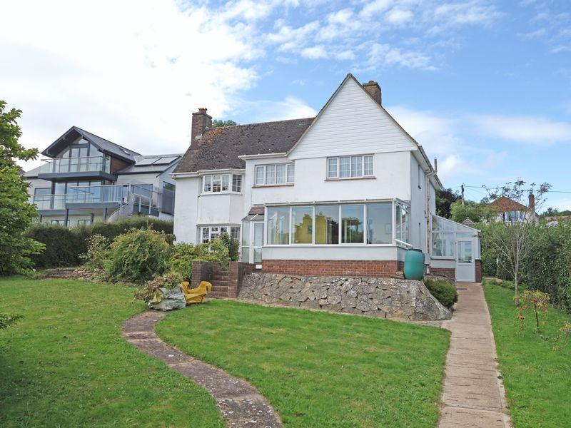 3 Bedrooms Detached House for sale in Sidford High Street, Sidford, Sidmouth