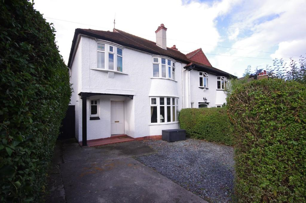 3 Bedrooms Semi Detached House for sale in Fforddlas, Prestatyn