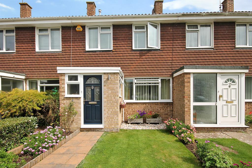 3 Bedrooms Terraced House for sale in Wolstonbury Walk, Shoreham-by-Sea, BN43 5GU