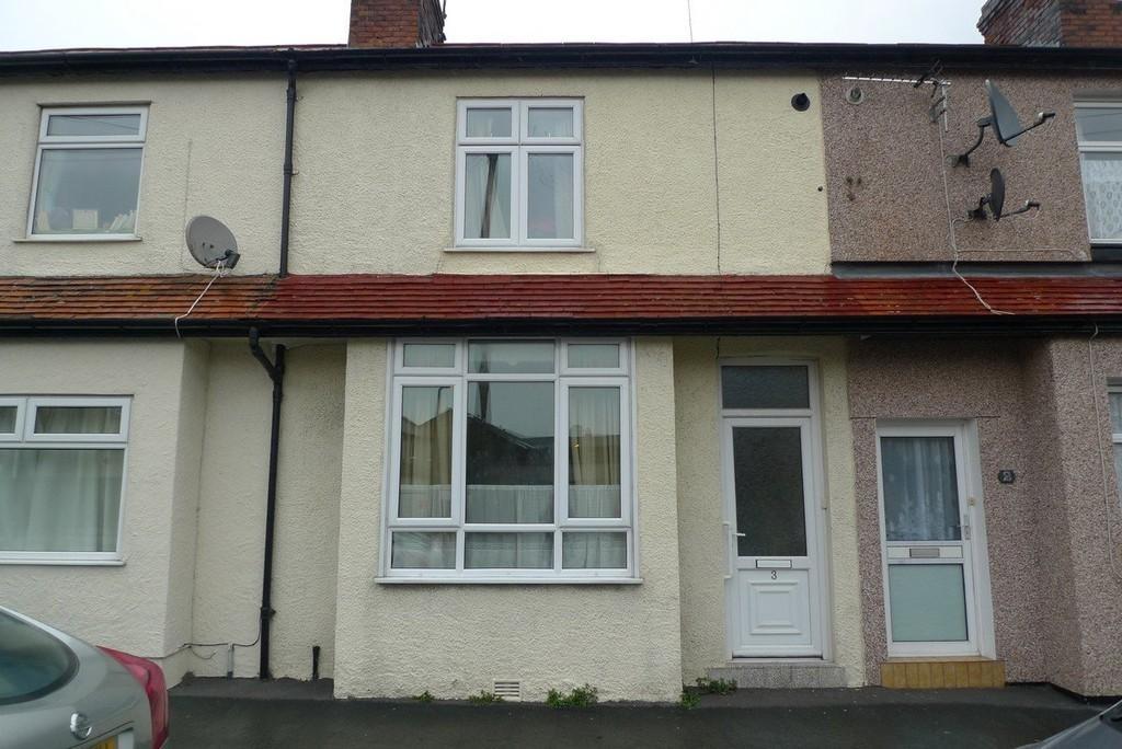 2 Bedrooms Terraced House for sale in St Margarets Road, Llandudno Junction