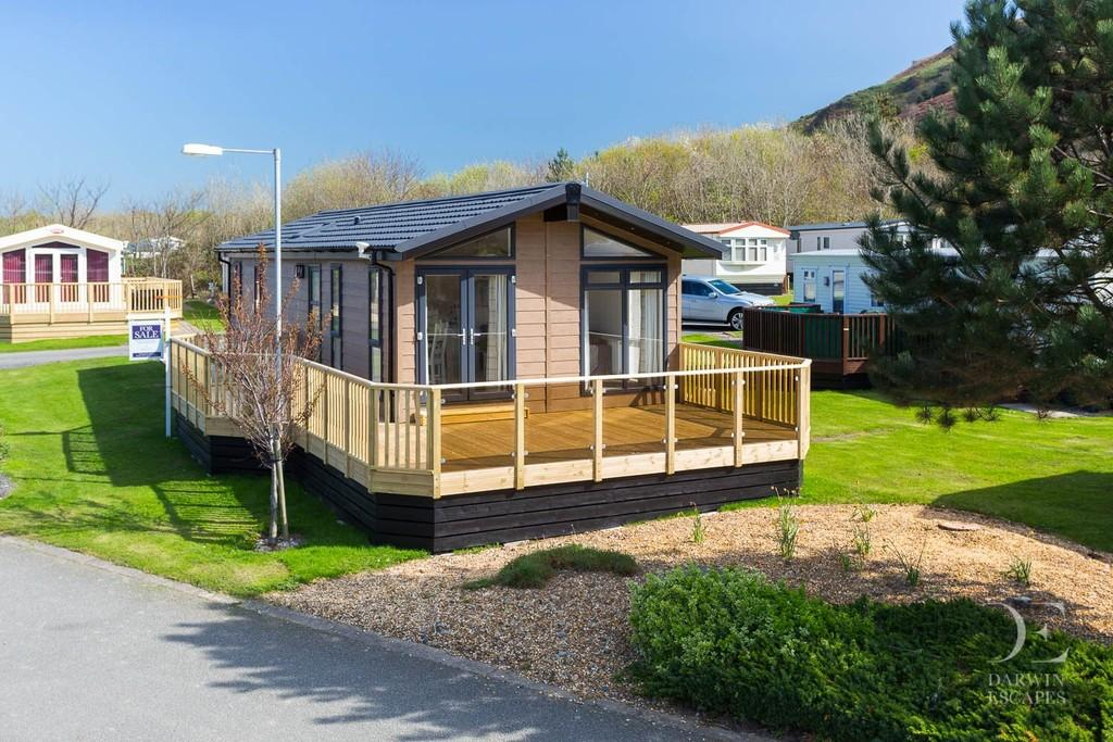 2 Bedrooms Mobile Home for sale in Beach Road, Conwy Morfa