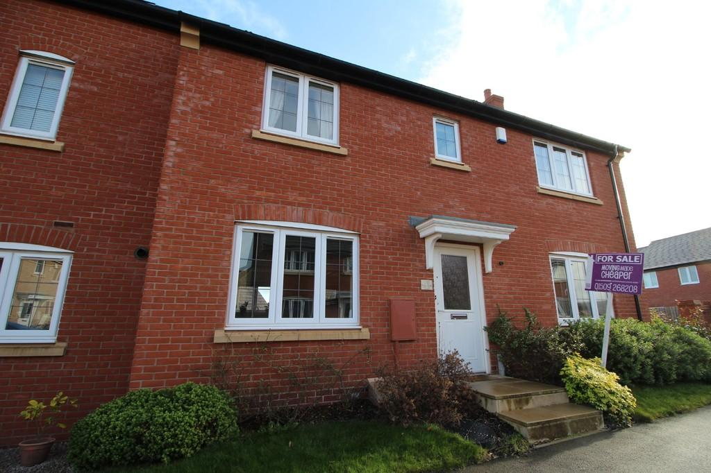 4 Bedrooms Semi Detached House for sale in Allendale Road, Loughborough