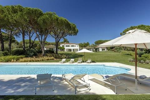 7 bedroom villa  - Le Capon, St Tropez