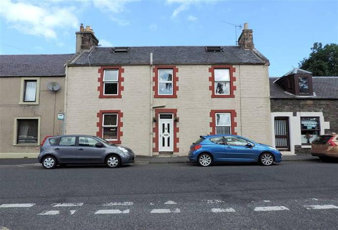 5 Bedrooms Terraced House for sale in Huntspool, East Green East End, Earlston, TD4 6HL