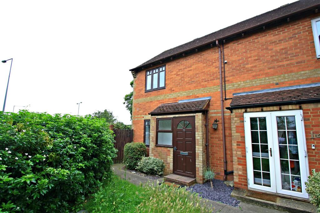 2 Bedrooms Semi Detached House for sale in Appleby Heath, Bletchley