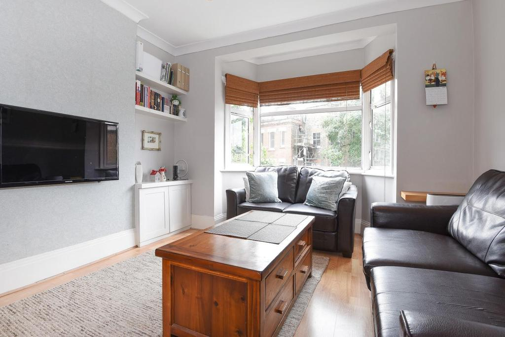 2 Bedrooms Flat for sale in Sherriff Road, West Hampstead