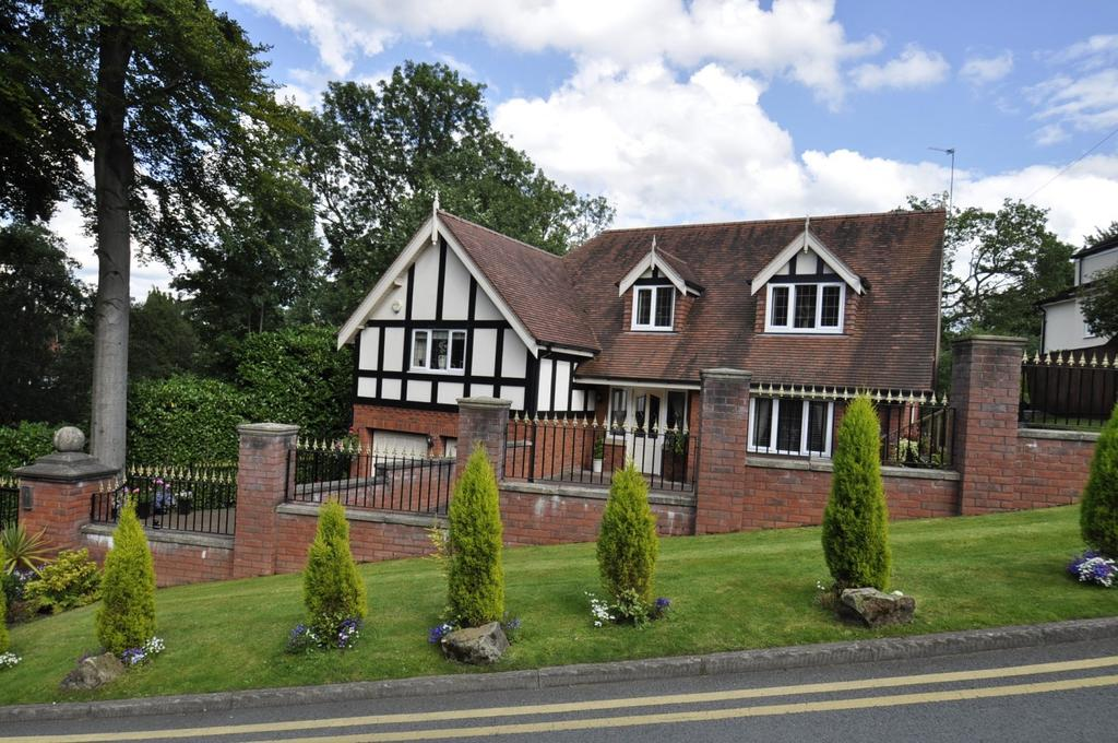 5 Bedrooms Detached House for sale in Valley Road, Bramhall