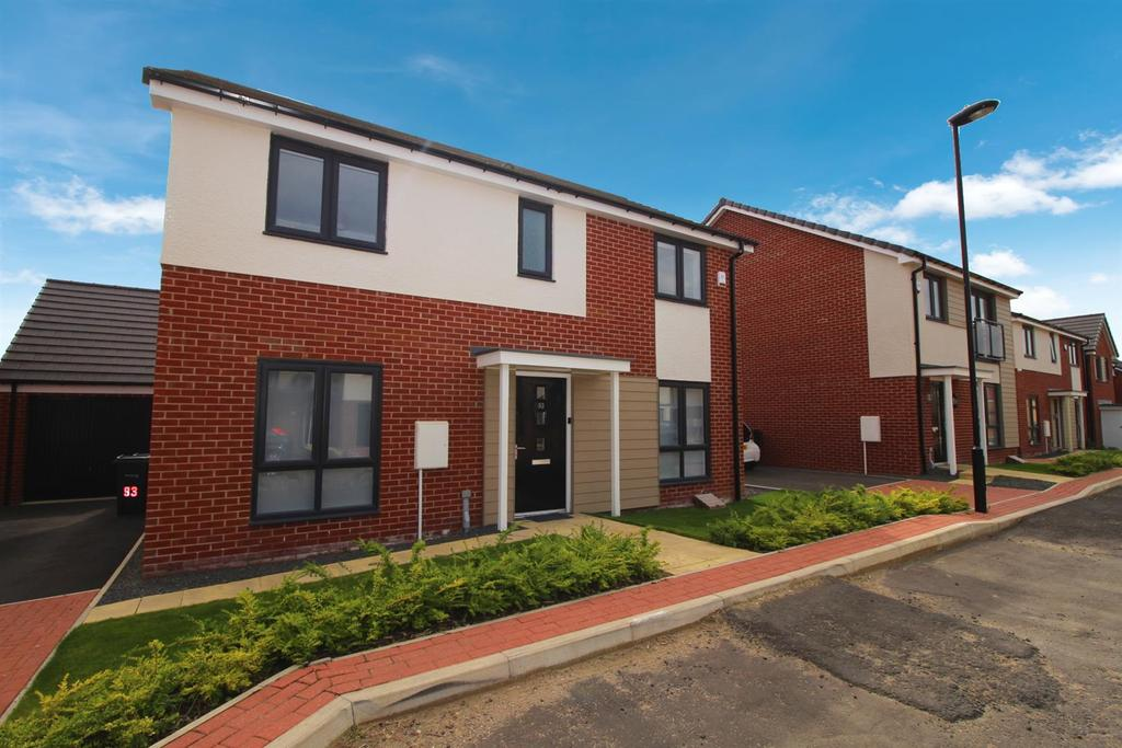 4 Bedrooms Detached House for sale in Greville Gardens, Newcastle Upon Tyne