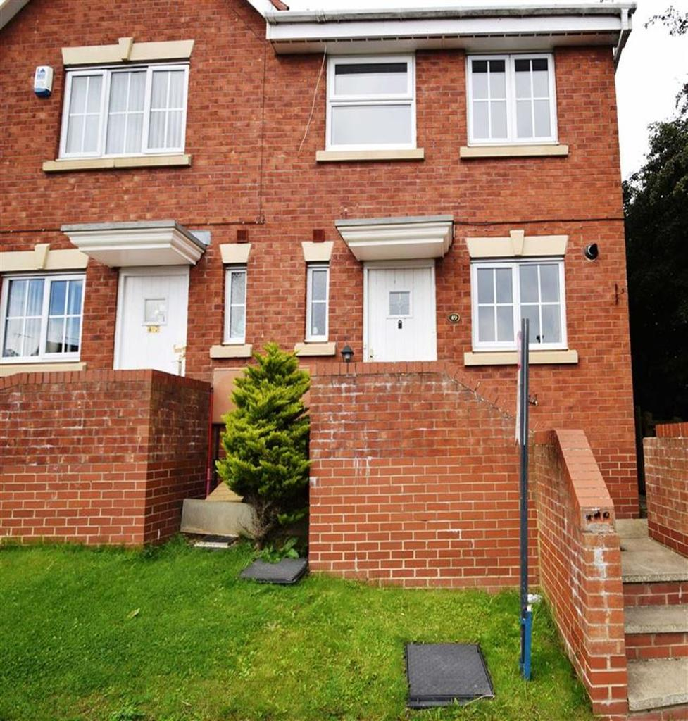 2 Bedrooms Semi Detached House for sale in Windermere Drive, Bridlington, East Yorkshire, YO16