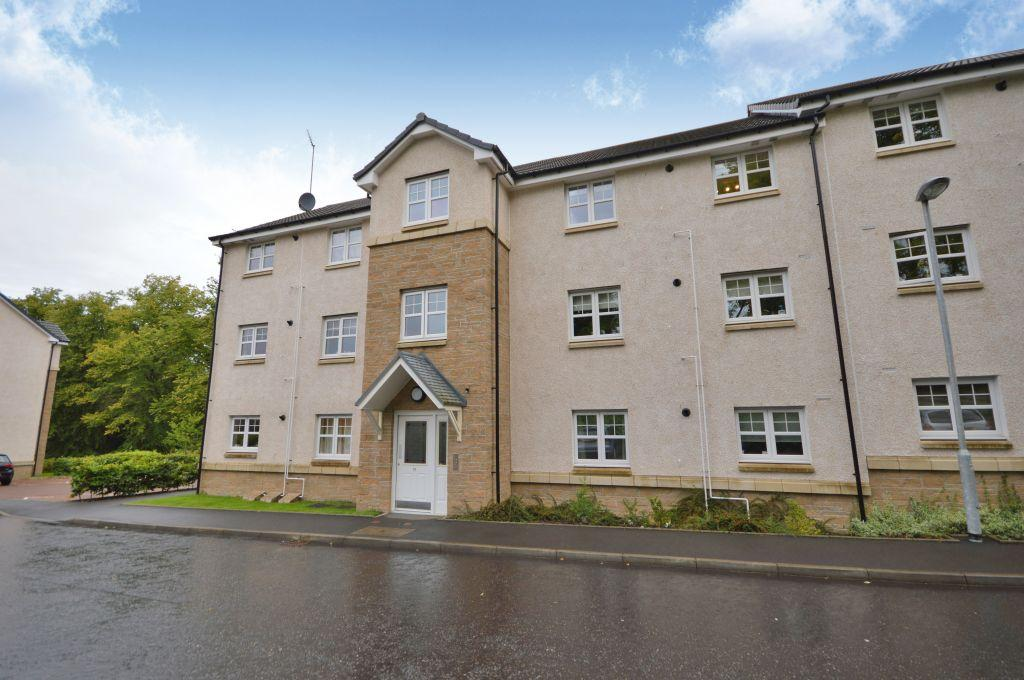 2 Bedrooms Flat for sale in 2/2, 11 Spiderbridge Court, Lenzie, Glasgow, G66 3UP