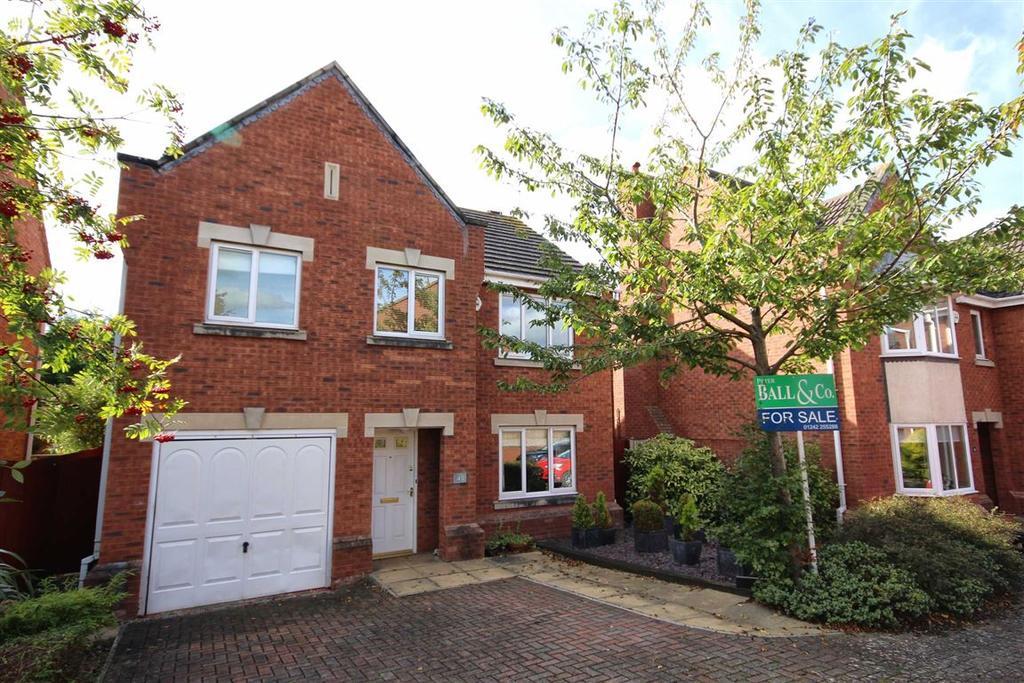 4 Bedrooms Detached House for sale in Galileo Gardens, Golden Valley, Cheltenham, GL51