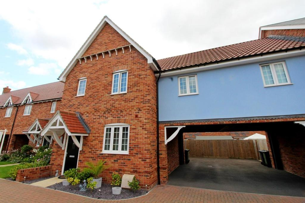 4 Bedrooms Terraced House for sale in Market Lane, Witham, Essex, CM8