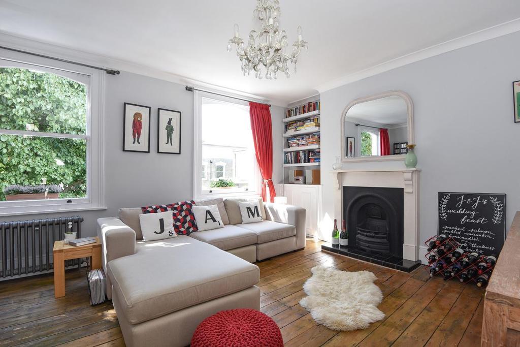 2 Bedrooms Flat for sale in Grosvenor Avenue, Highbury