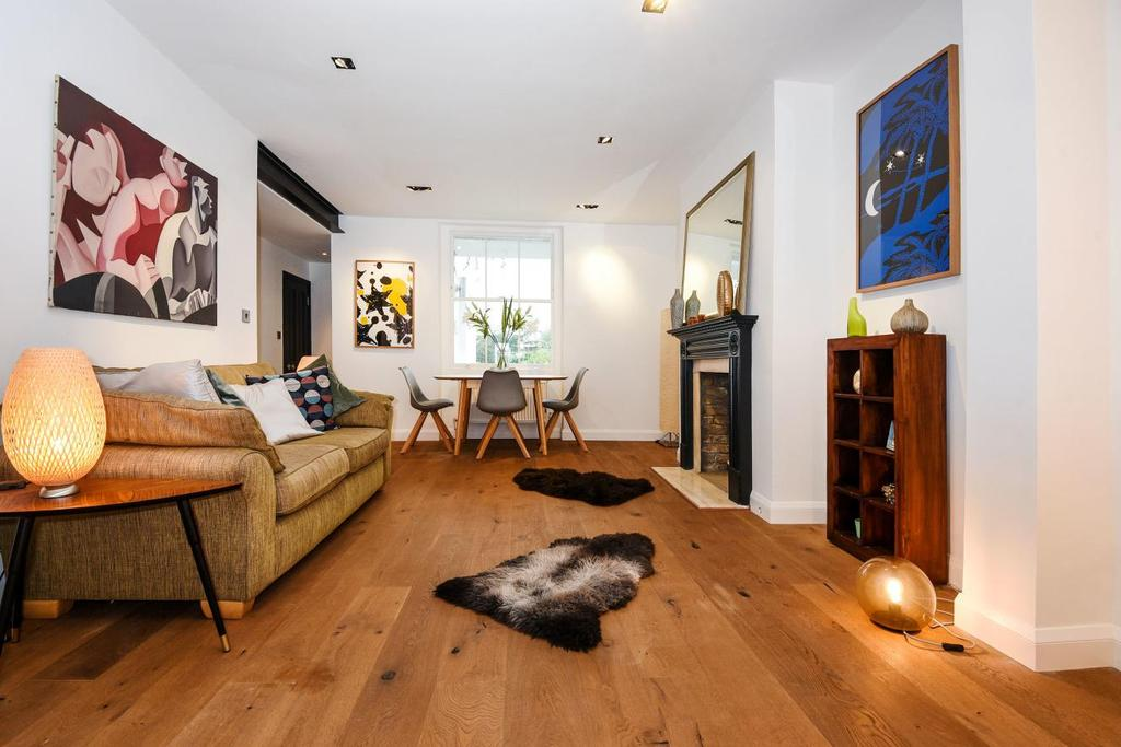 2 Bedrooms Flat for sale in Castelnau, Barnes