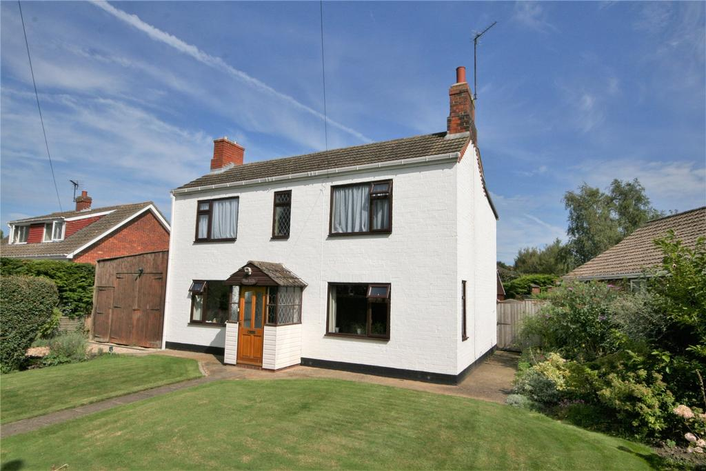4 Bedrooms Detached House for sale in Churchthorpe, Fulstow, LN11