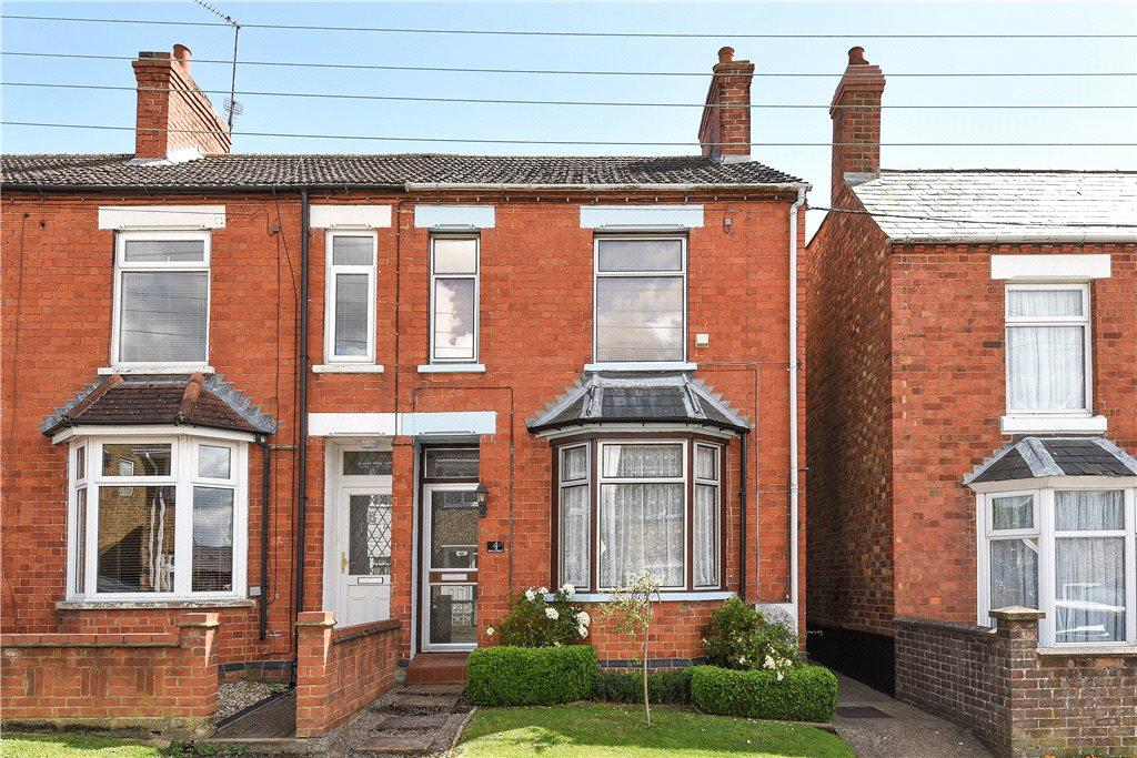3 Bedrooms End Of Terrace House for sale in Hope Street, Bozeat, Northamptonshire
