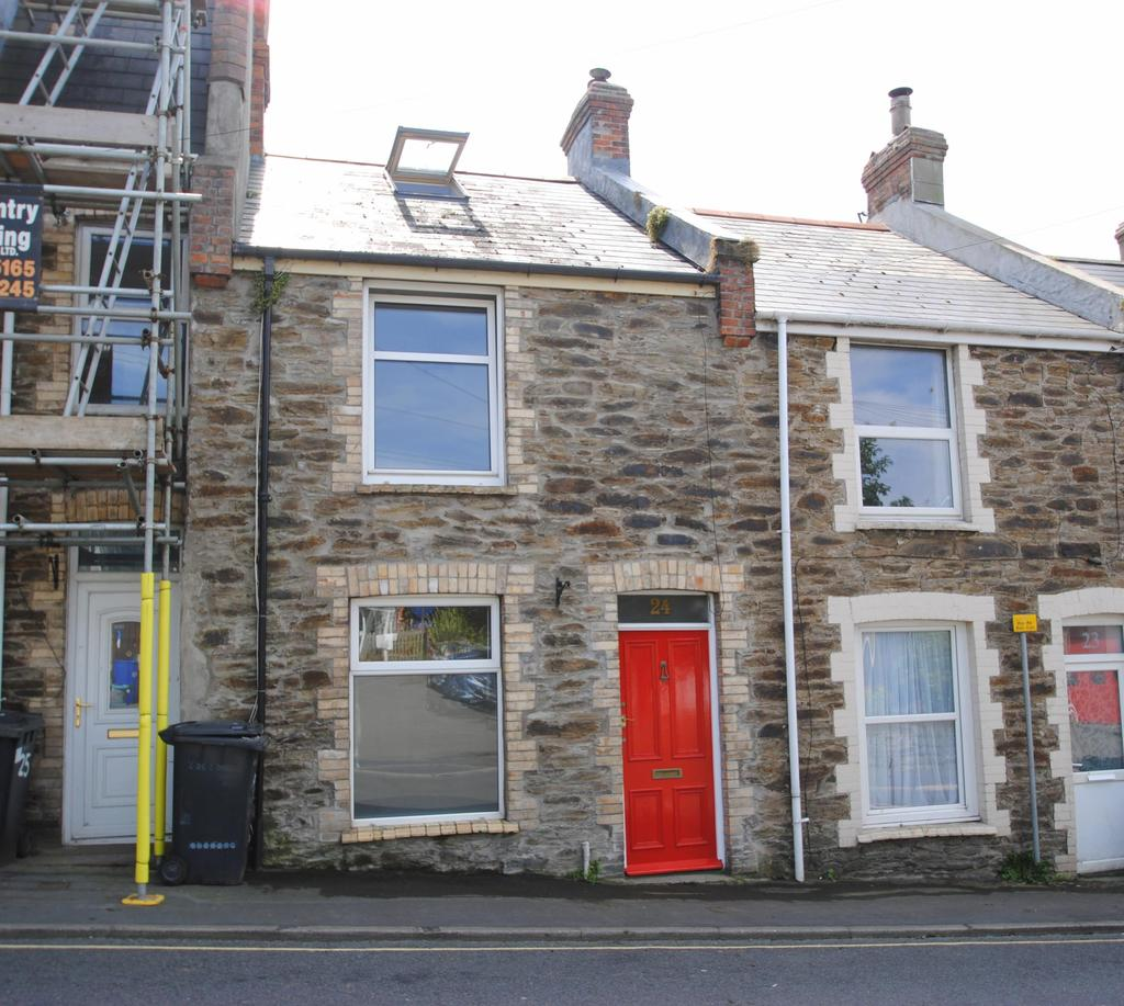 3 Bedrooms Terraced House for sale in Marlborough Road, Ilfracombe