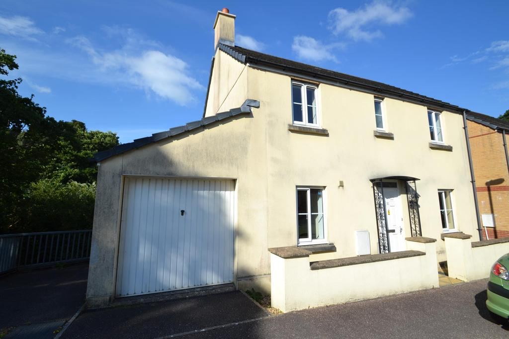 3 Bedrooms Detached House for sale in Harlseywood, Bideford