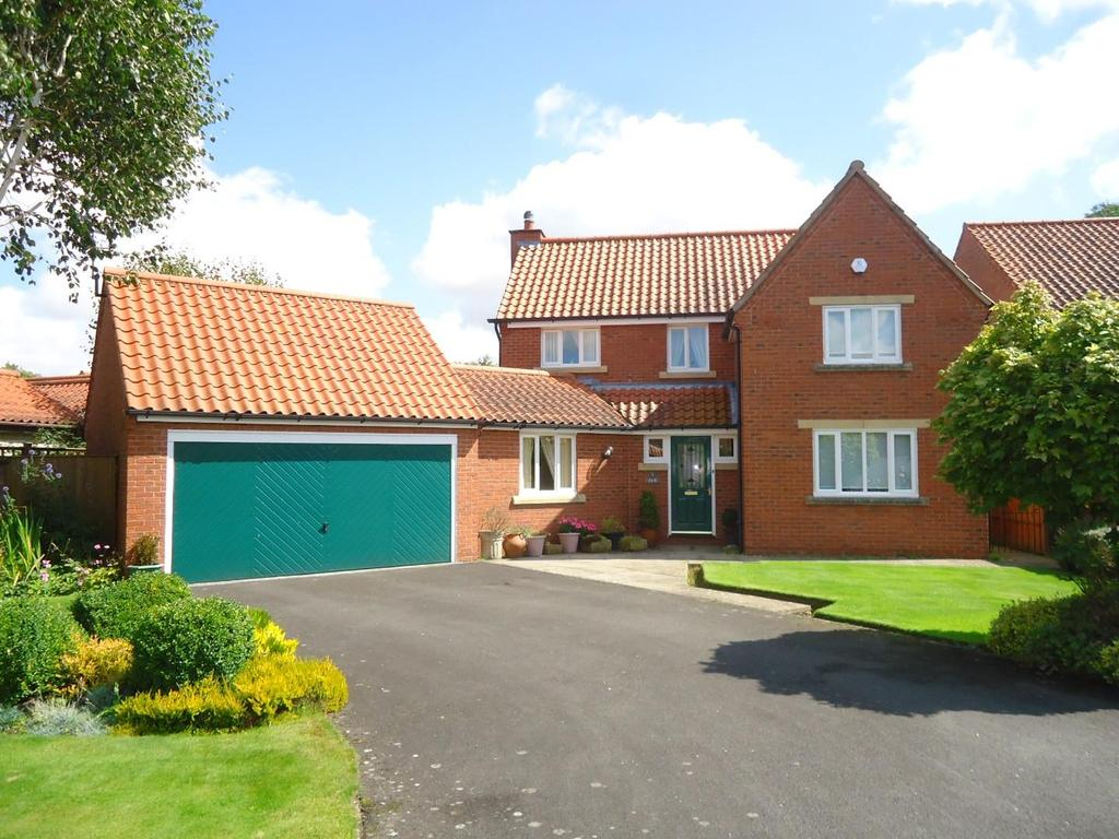 4 Bedrooms Detached House for sale in Allenby Road, Helmsley, York