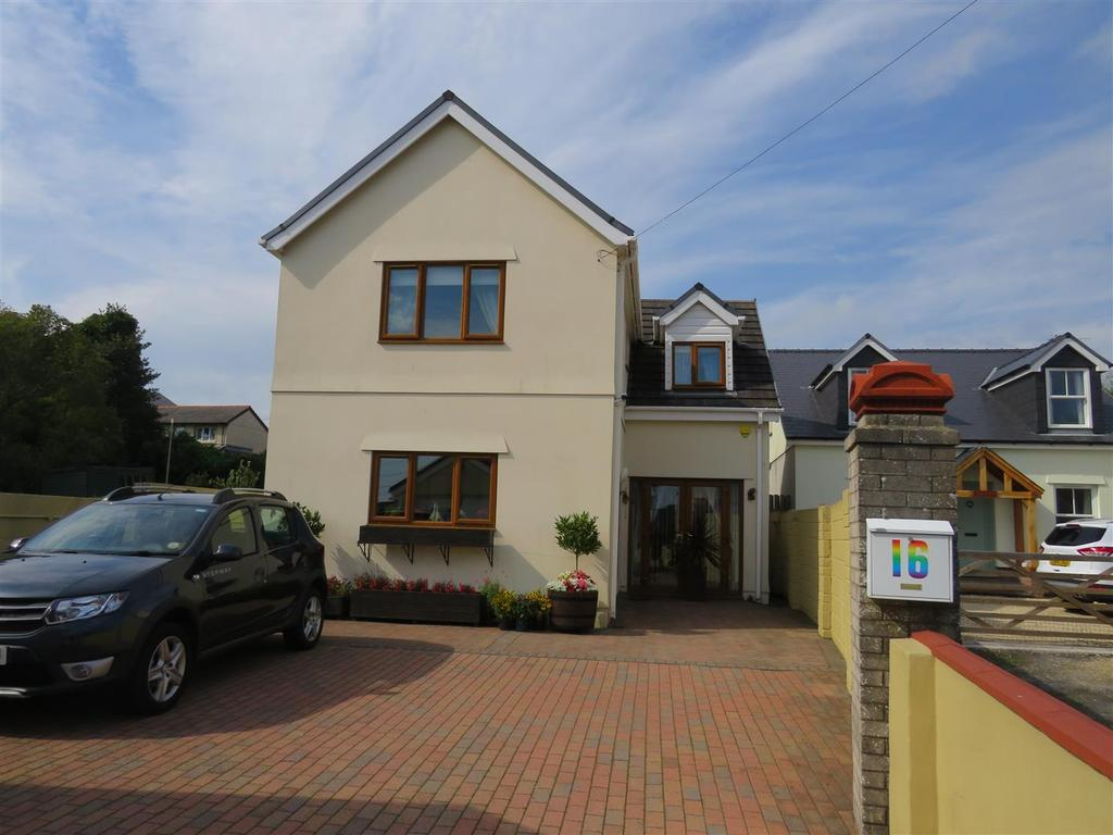 4 Bedrooms Detached House for sale in Gors Road, Burry Port