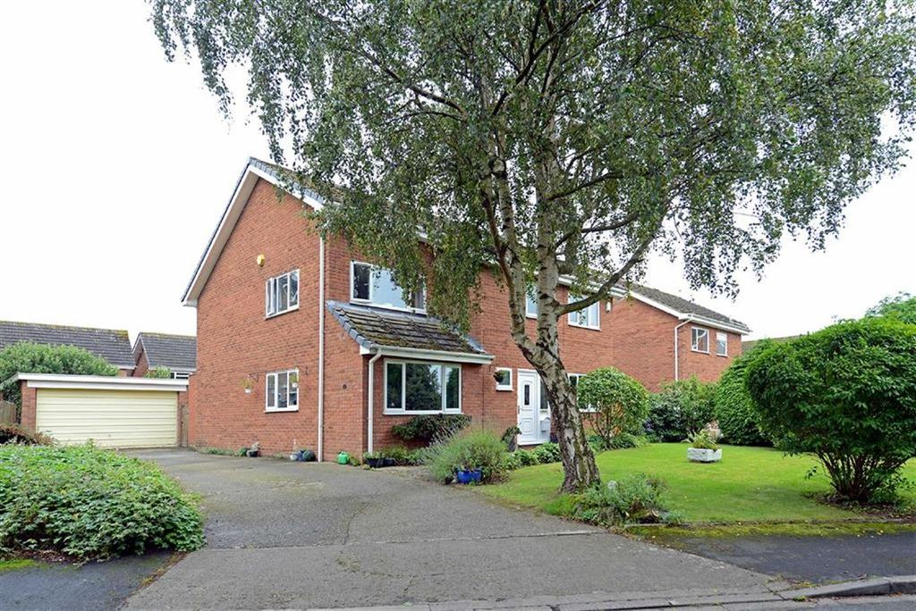 4 Bedrooms Detached House for sale in Knightsbridge Close, Off London Road, Shrewsbury, Shropshire