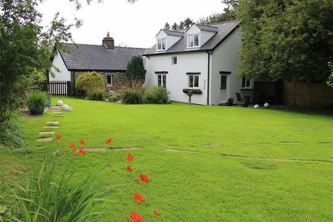 4 bedroom property with land for sale - Llanllwni, Llanybydder