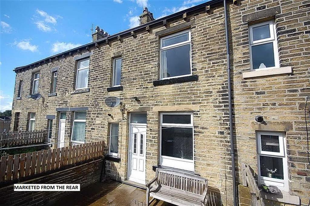 2 Bedrooms Terraced House for sale in Eldroth Road, Halifax, HX1