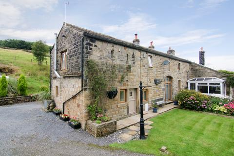 3 bedroom barn conversion for sale - Little Hill House Barn, Hill Houses, Oxenhope BD22 9QB