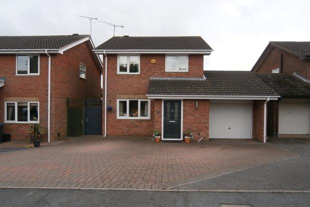 3 Bedrooms Detached House for sale in Beech Avenue, Groby, Leicester, LE6