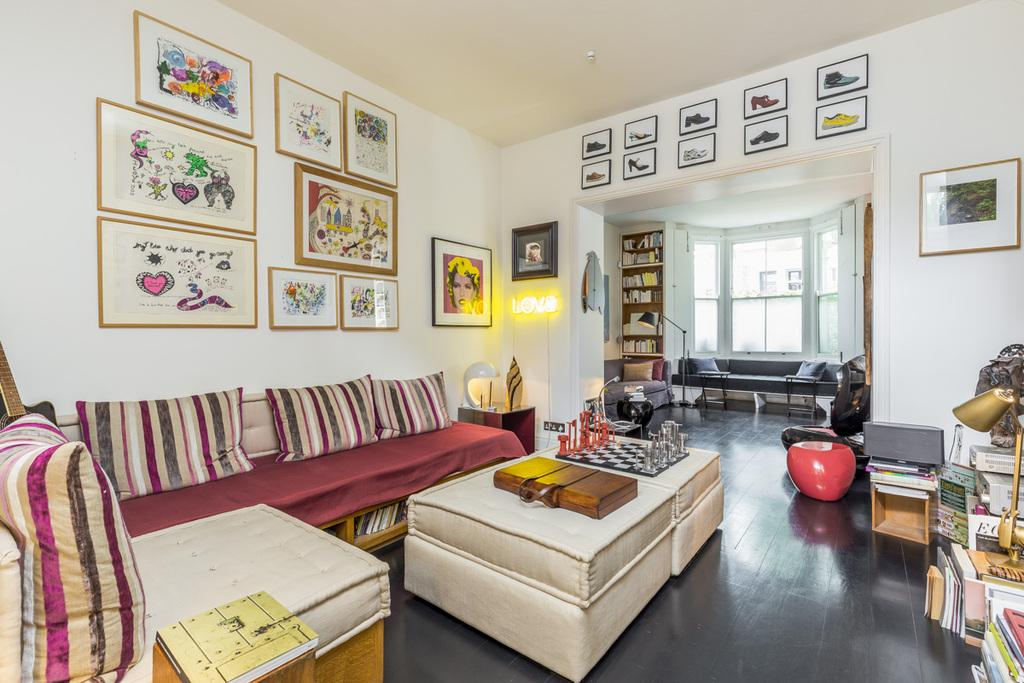 5 Bedrooms Terraced House for sale in Amor Road, Brackenbury Village, London, W6