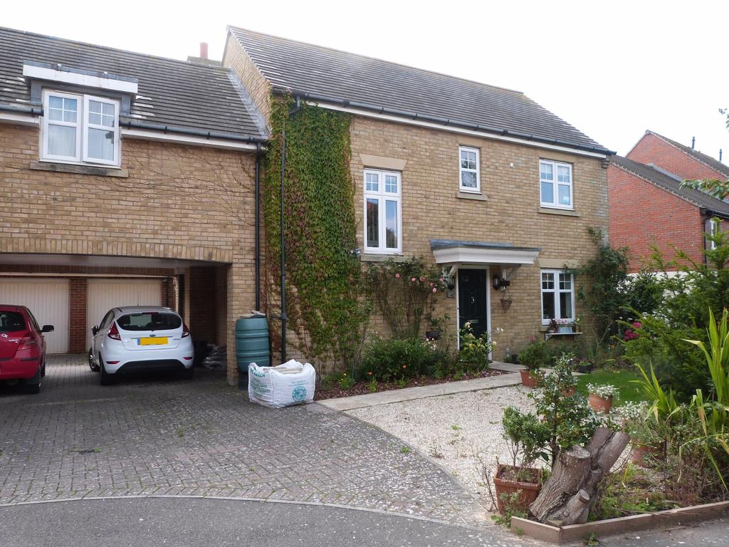 4 Bedrooms Link Detached House for sale in Harding Close, Selsey