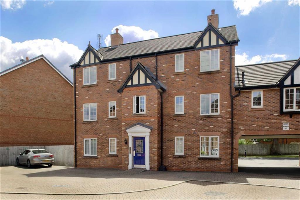 1 Bedroom Apartment Flat for sale in Sutton Close, Nantwich, Cheshire