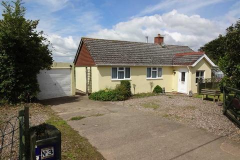 3 bedroom bungalow for sale - Rackenford Road, Witheridge, Tiverton, Devon, EX16