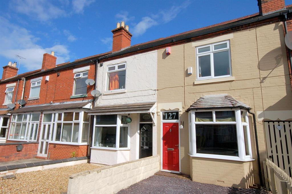 2 Bedrooms Terraced House for sale in Talke Road, Alsager