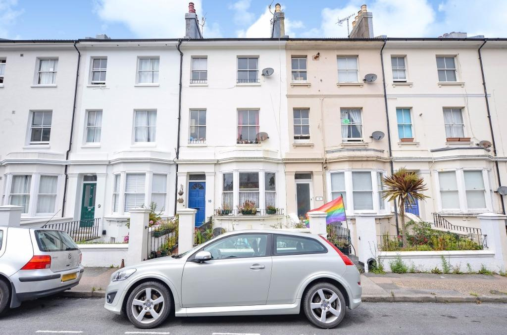 2 Bedrooms Flat for sale in Bath Street Brighton East Sussex BN1