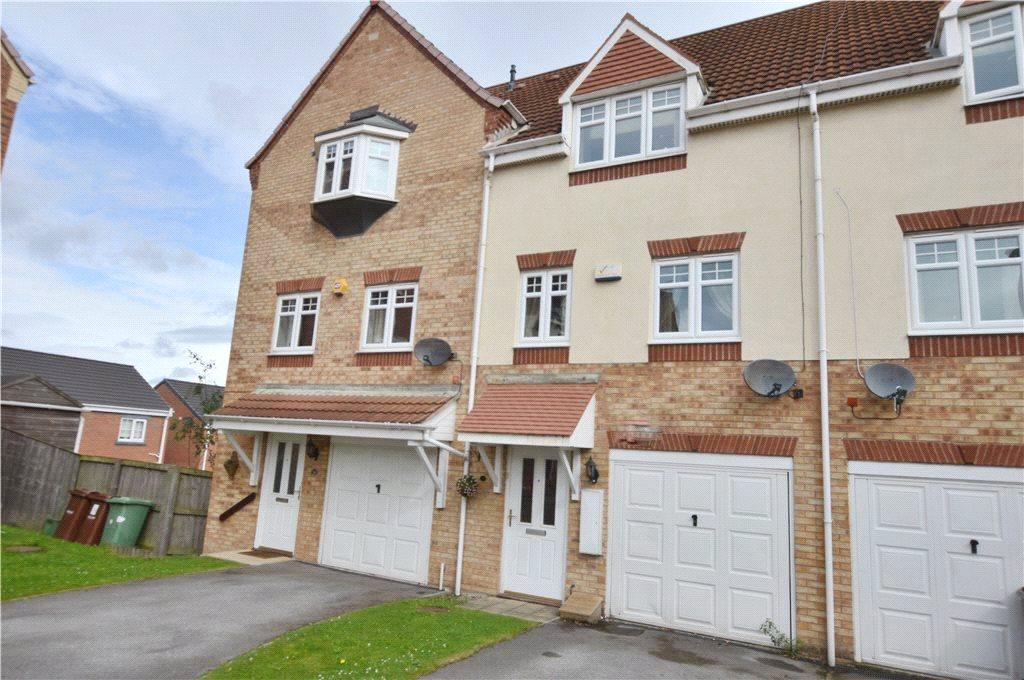 3 Bedrooms Town House for sale in Sandpiper Mews, Calder Grove, Wakefield, West Yorkshire