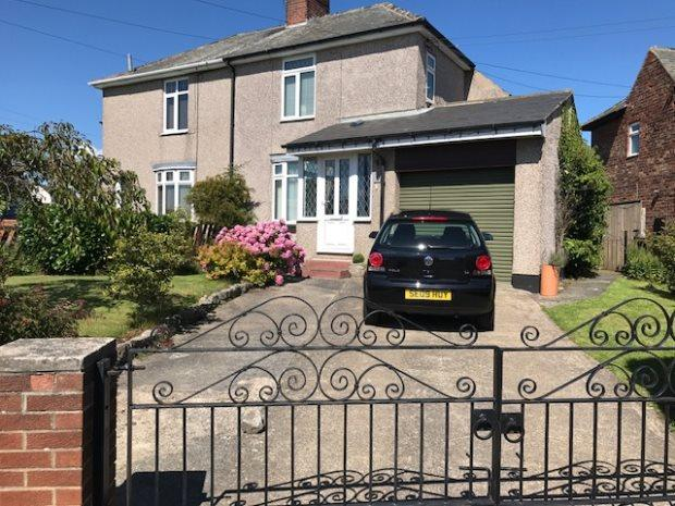 3 Bedrooms Semi Detached House for sale in WOODLAND CRESCENT, KELLOE, DURHAM CITY : VILLAGES EAST OF