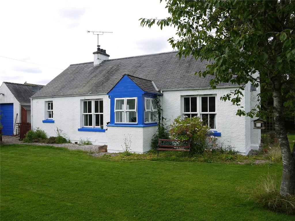 3 Bedrooms Detached Bungalow for sale in Tyndals Cottage, 11 Milton Lane, Milton Of Finavon, Forfar, DD8
