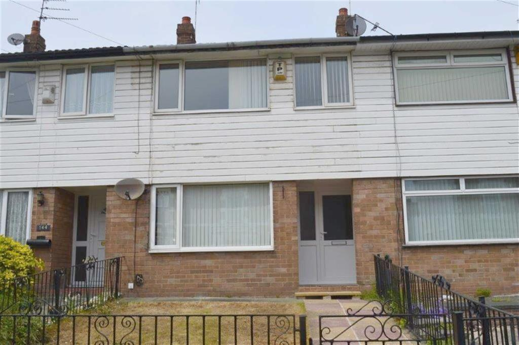 3 Bedrooms Terraced House for sale in Falkland Road, CH44