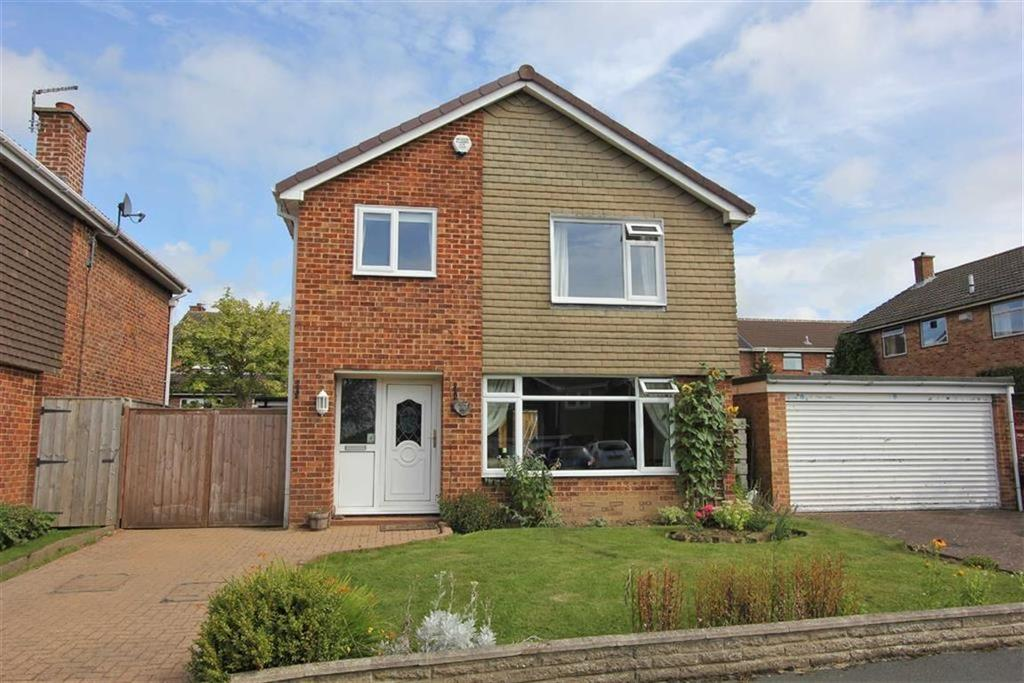 4 Bedrooms Detached House for sale in Wainstones Drive, Great Ayton