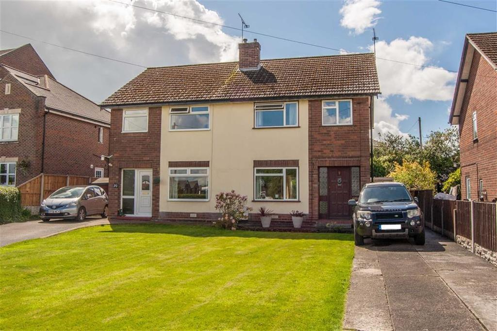 3 Bedrooms House for sale in Boughton Hall Avenue, Great Boughton, Chester, Chester