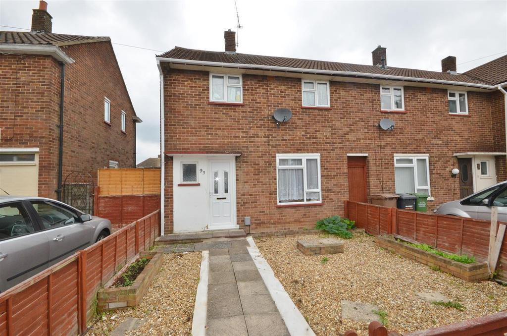2 Bedrooms Semi Detached House for sale in Wodecroft Road, Luton