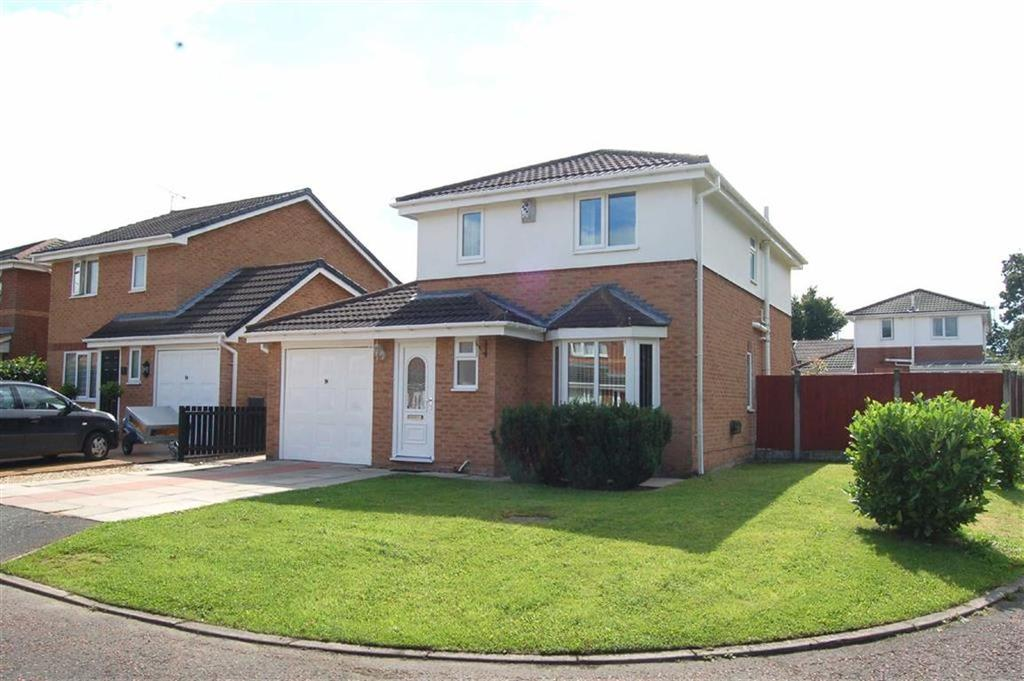 3 Bedrooms Detached House for sale in Kenwick Close, Great Sutton, Ellesmere Port