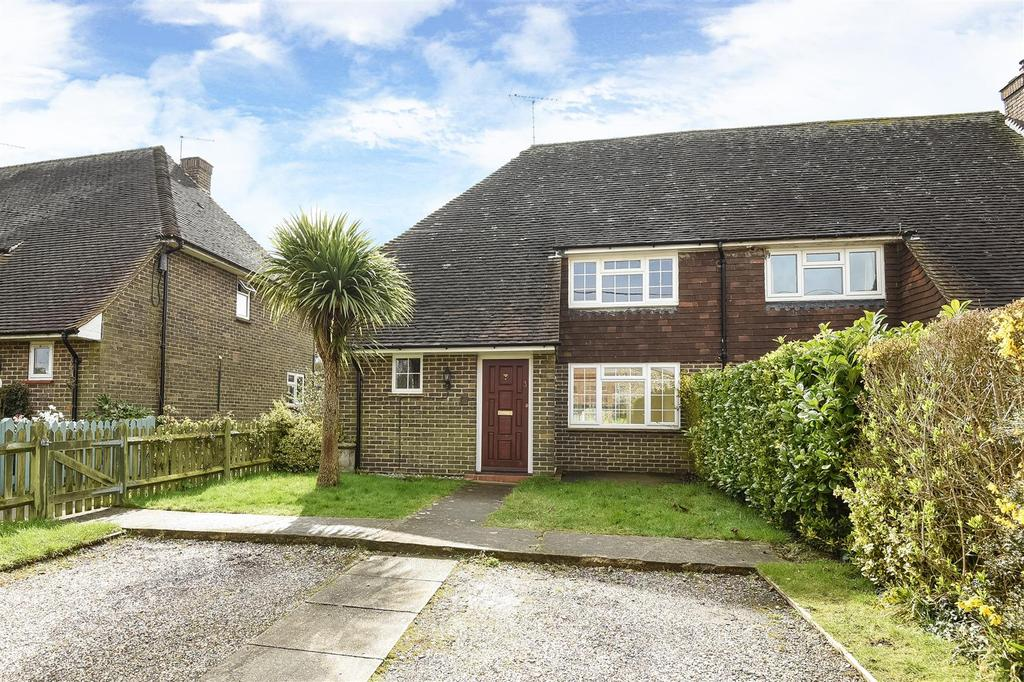 2 Bedrooms End Of Terrace House for sale in South Lane, Houghton, Arundel