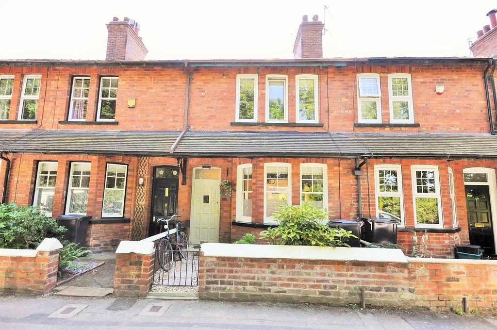 3 Bedrooms Terraced House for sale in Hambleton Terrace, Haxby Road, York